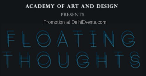 Floating Thoughts group art show Young Artists Exhibition Creative