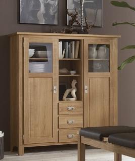 Wohnzimmerschrank Eiche online bestellen bei Yatego