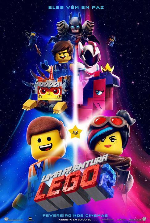 Uma Aventura LEGO 2 : Poster