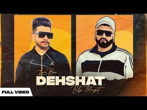 दहशत Dehshat Hindi Lyrics – Elly Mangat, Love Brar