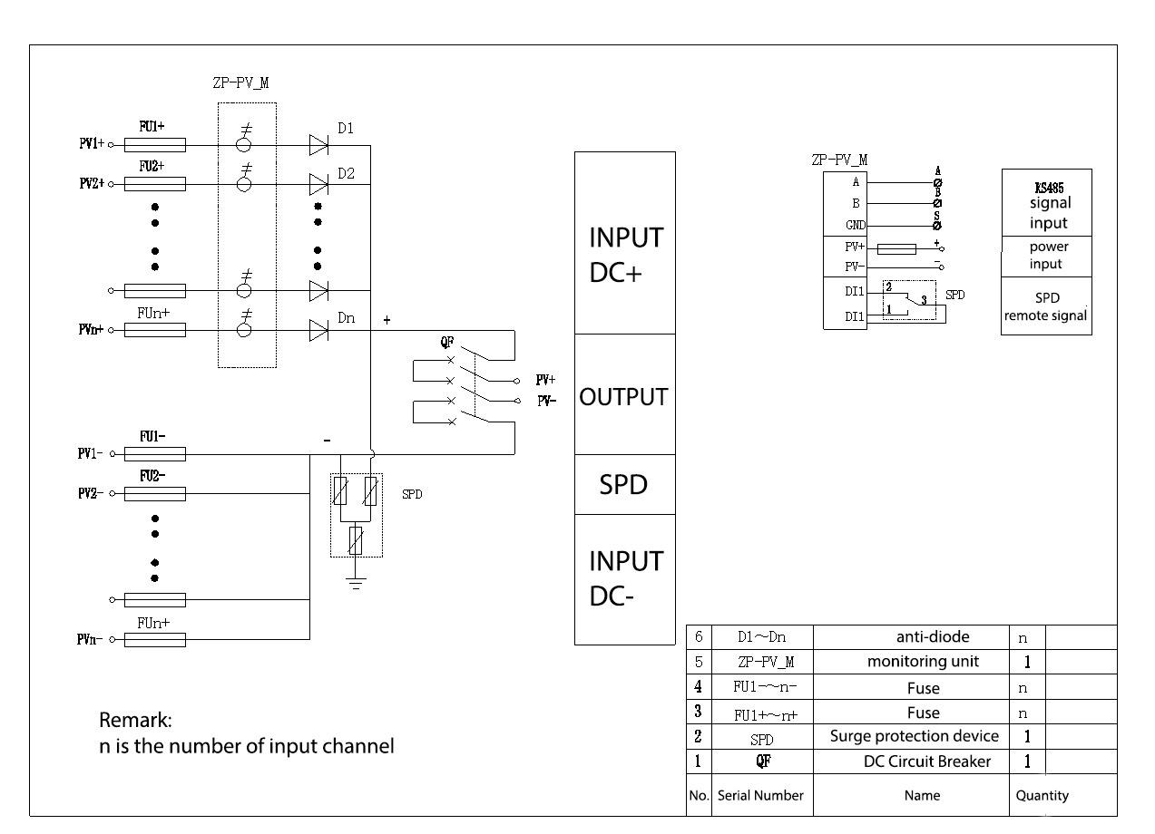 29 Solar Combiner Box Wiring Diagram