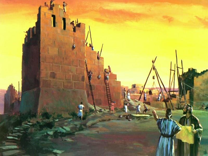 Resolved for Christ: Ezra and Nehemiah: The Rebuilder of