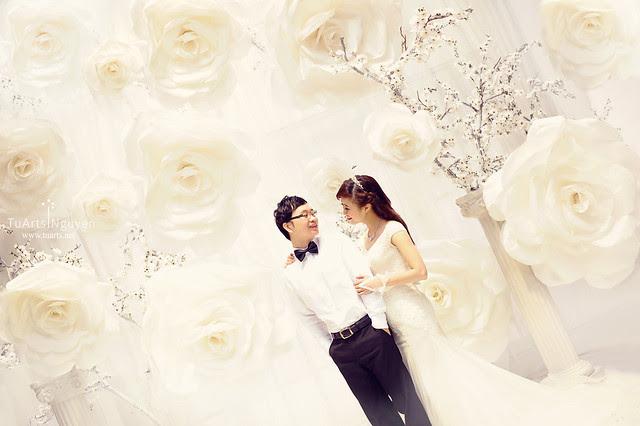 Vài lời khuyên khi chụp ảnh cưới ngoại cảnh