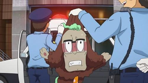 ゲームアニメ妖怪ウォッチ5話を見た感想じんめんけんパート4