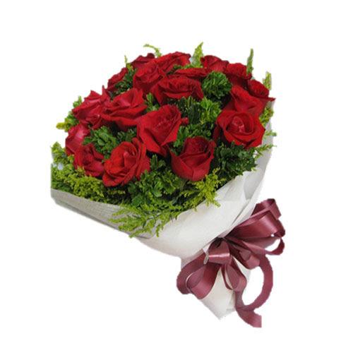 Sejarah Hari Valentine Day 2 - Buket Mawar Merah Valentine