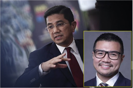 Sex Video Scandal - Azmin Ali and Muhammad Haziq Abdul Aziz