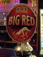 Ossett, Big Red, England