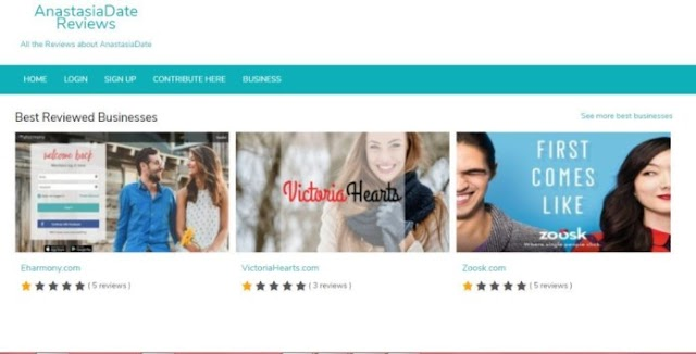 Top 54 Dating Reviews Website List for Guest Posts
