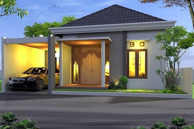 Model Rumah Minimalis Pojokan | Ide Rumah Minimalis