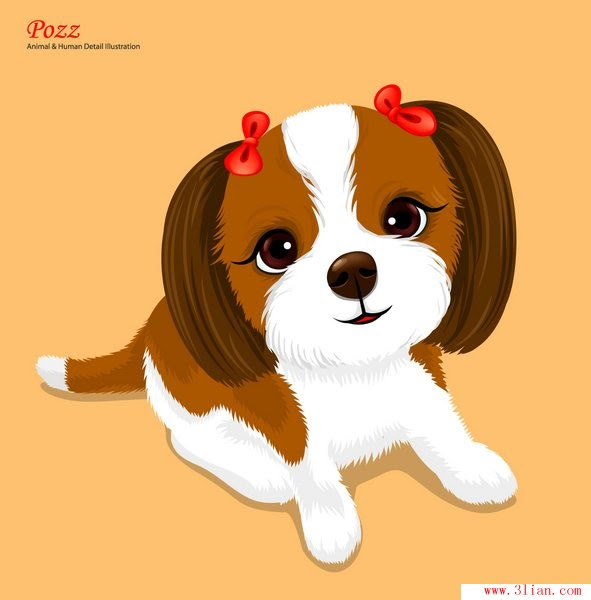 7000+ Gambar Animasi Anjing Lucu HD Paling Keren