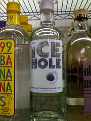 Farging Ice Hole
