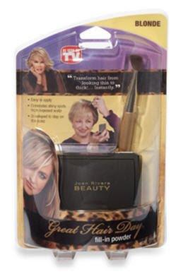 Buy Joan Rivers Beauty Great Hair Day Fill in Powder-Blonde