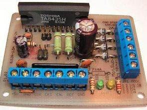 Mạch động cơ bước lưỡng cực với TA8435