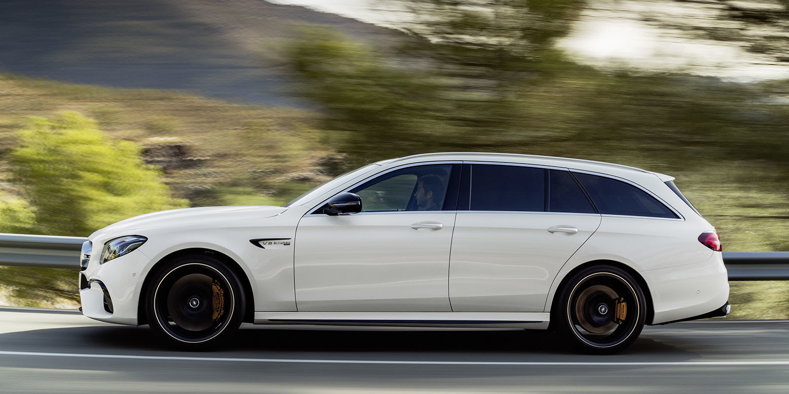 The 2018 Mercedes-AMG E63 S Wagon Is the 603-HP Family ...