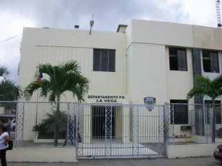 Policía Nacional La Vega.