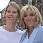 La belle-fille de Macron fait le parallèle entre les Gilets jaunes et... En Marche - Le Progrès