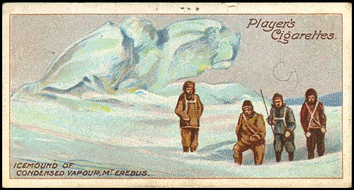 Ice Mound, Mt. Erebus
