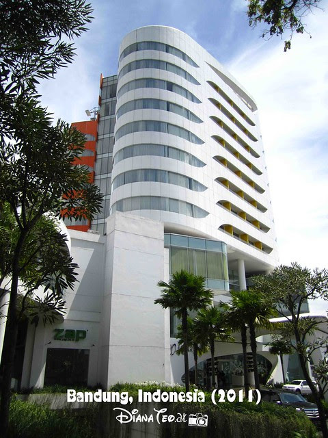 Sensa Hotel Bandung 01