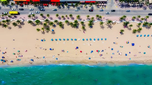 Why You Should Pack a Drone on Your Vacation