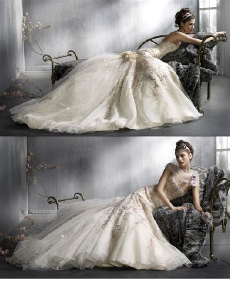 i Beauty Bar NYC: FALL BRIDES 2010 MY FANTASY WEDDINGS ..