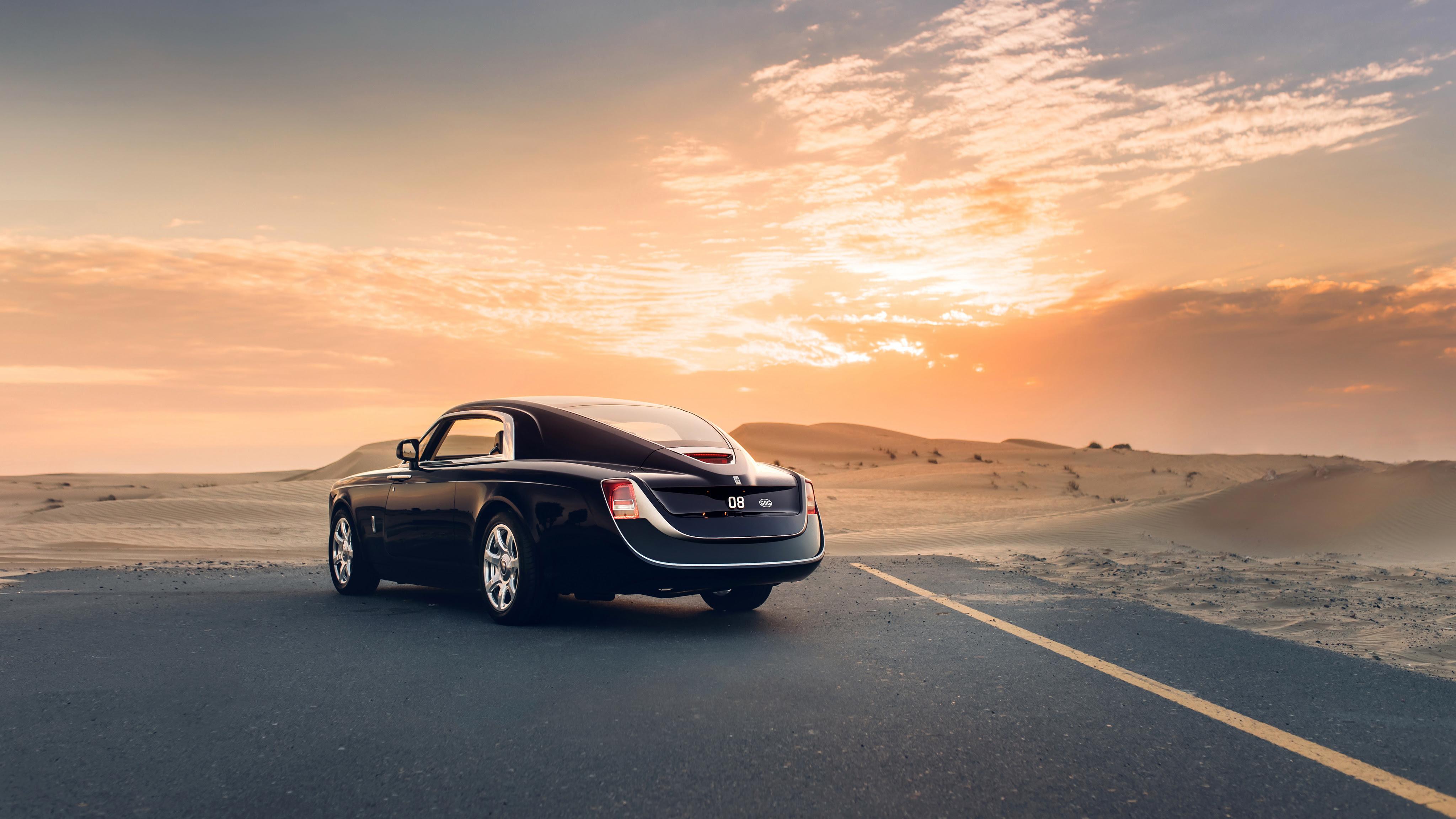 Rolls Royce Sweptail 4K Wallpaper   HD Car Wallpapers   ID ...