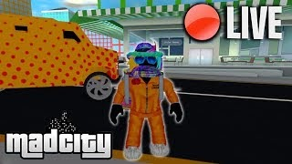 Mad City Codes In Roblox | Does Rxgate cf Work
