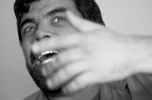 Óscar Andrade. Foto: Pablo Vignali