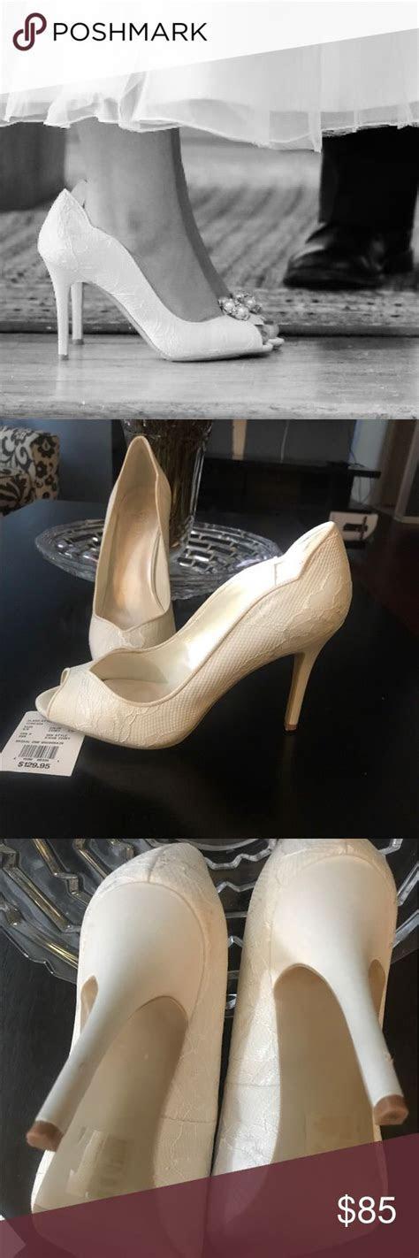 davids bridal shoes ideas  pinterest white