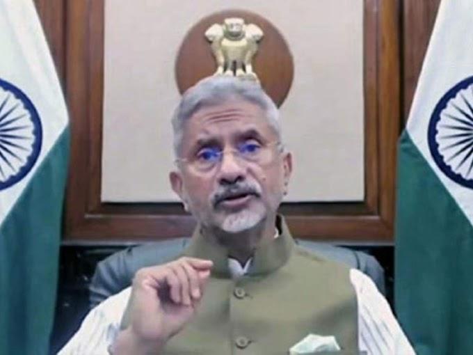 In US, Jaishankar alleges plot to taint PM Modi government