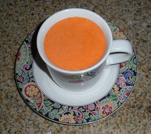 My Juicy Colorful Breakfast