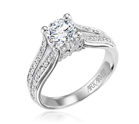 22 best images about ArtCarved Engagement Rings on Pinterest