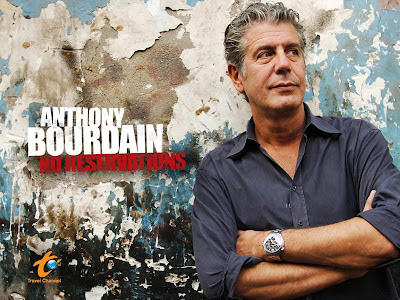 Anthony Bourdain No Reservations on the Travel Channel
