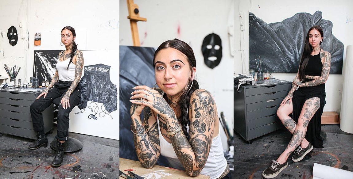 Meet Tamara Santibañez The Most In Demand Chicanx Tattoo Artist In