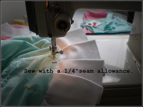 Sew your little heart out.