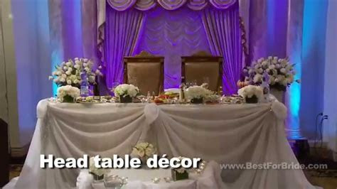 Wedding Decor Ideas   YouTube