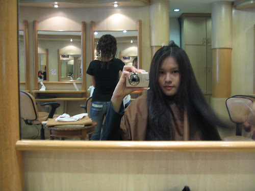 me in saloon