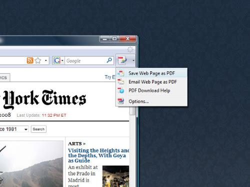 pdf download Add Ons Firefox Yang Sangat Berguna