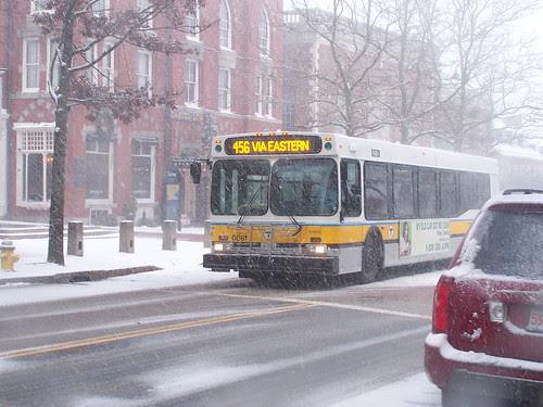 A Salem Blog Mbta Service Changes For Winter 2008 2009