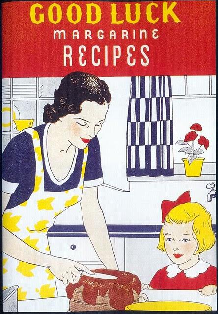 Good Luck Margarine Recipes
