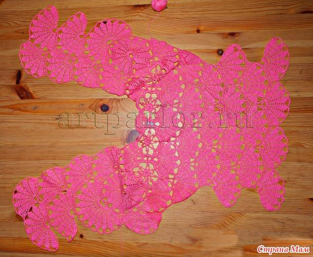 Jacto Bolero, crochet