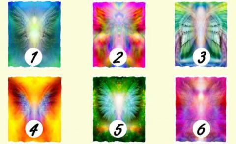 Elige una de estas 6 cartas y descubre un mensaje para tu vida