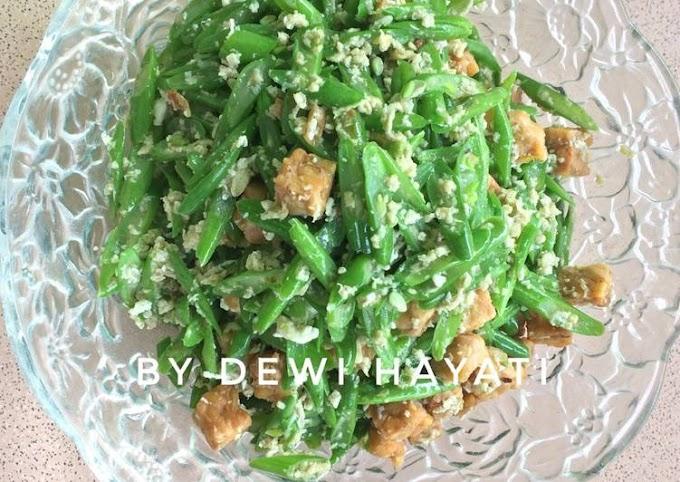 Resep Tumis Buncis Telur Orak Arik - Orak Arik Wortel Buncis Telur Masakan Pertamaku Lianny Hendrawati / Menu sayuran sehat untuk menambah.