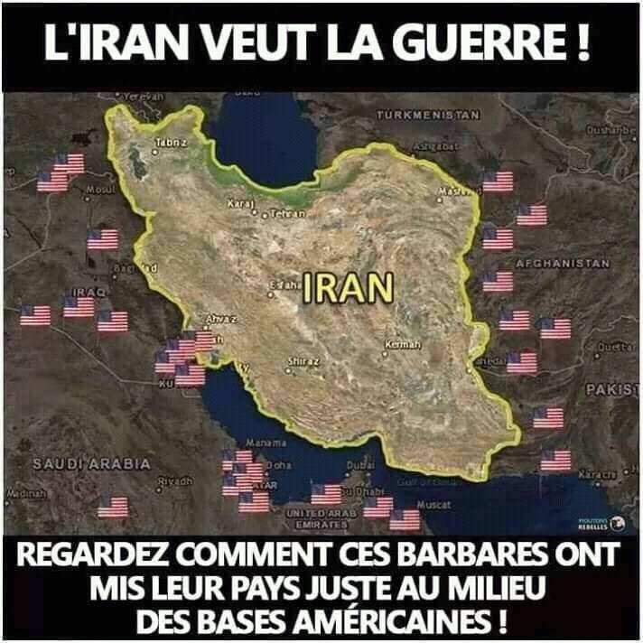 Si le pouvoir en Iran est despotique, cela autorise-t-il pour autant l'impérialisme américain de décider d'y faire sa loi ?