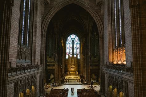 Liverpool Cathedral Wedding Photography, Liverpool Weddings