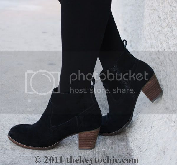 Dolce Vita Jamison boots, DV ankle boots