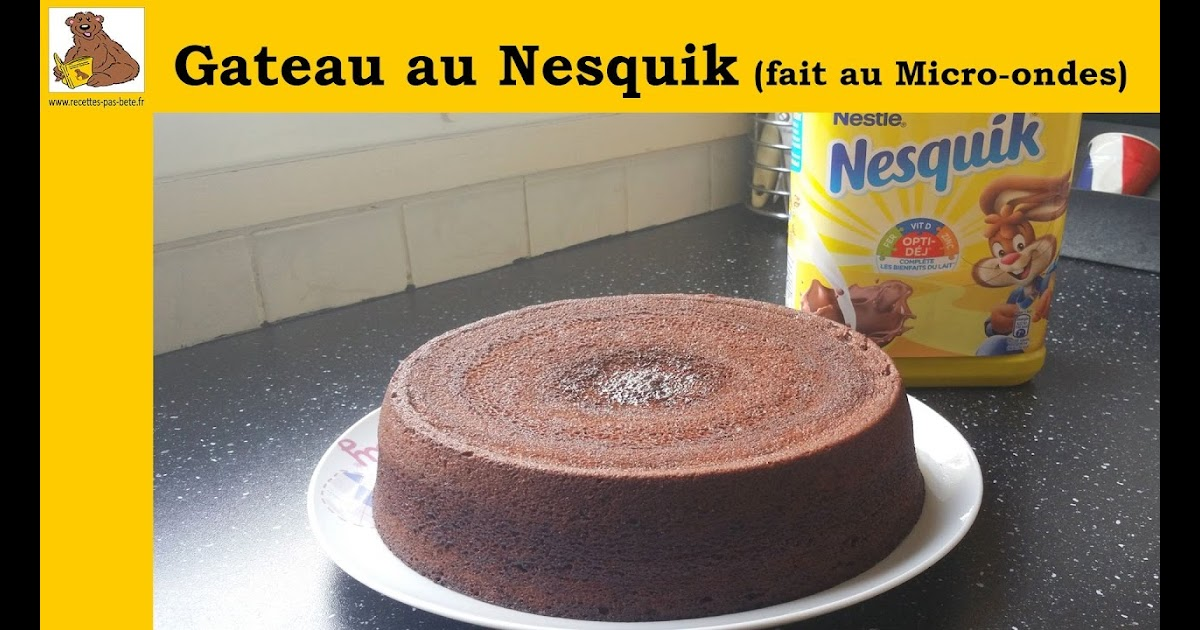 Gateau Chocolat Micro Onde Sans Oeuf Sans Beurre