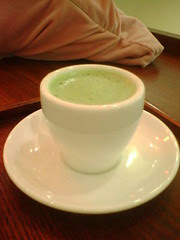 Green Tea Expresso