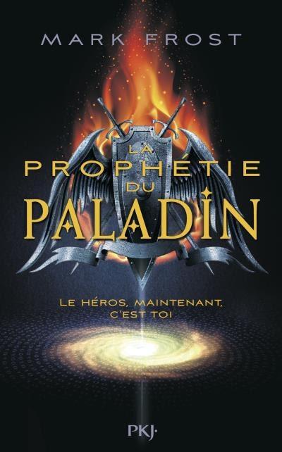 Couverture La prophétie du paladin, tome 1