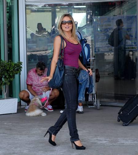 Ellen quer ficar até o último capítulo da novela de Gilberto Braga