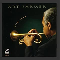 Art Farmer - Silk Road cover